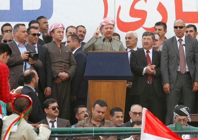 IKBY lideri Mesud Barzani
