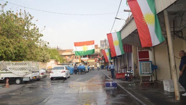 Irak Kürt Bölgesel Yönetimi (IKBY), Erbil - Sputnik Türkiye
