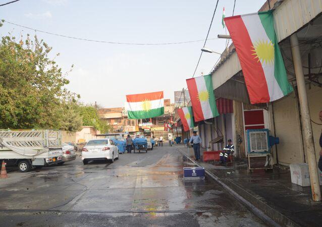 Irak Kürt Bölgesel Yönetimi (IKBY), Erbil
