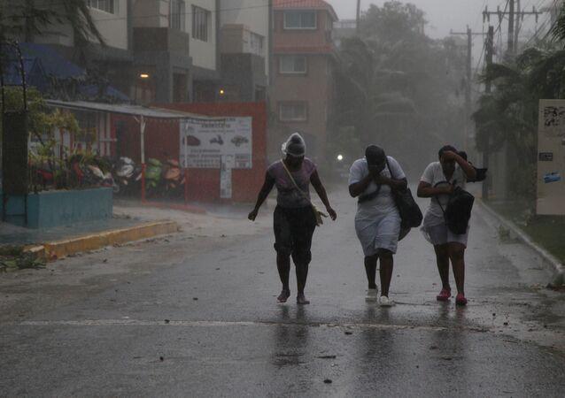 Maria Kasırgası- Dominik Cumhuriyeti