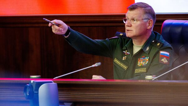 Rusya Savunma Bakanlığı Sözcüsü İgor Konaşenkov - Sputnik Türkiye
