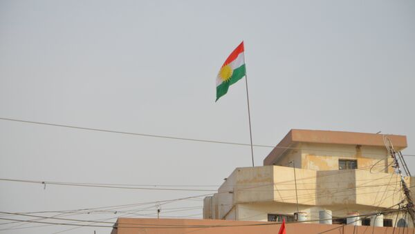 IKBY-Erbil-Referandum - Sputnik Türkiye