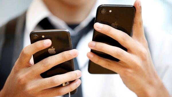 iPhone 7- iPhone 8 - Sputnik Türkiye