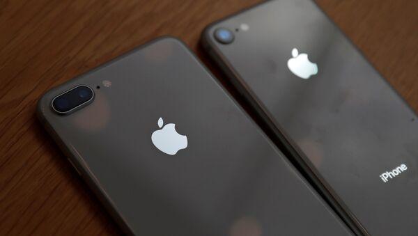 iPhone 8- iPhone 8X - Sputnik Türkiye
