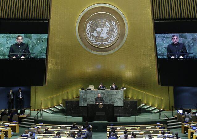 Pakistan Başbakanı Şahid Hakan Abbasi