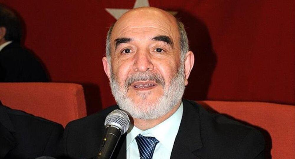 Star yazarı Ahmet Taşgetiren istifa etti - Sputnik Türkiye