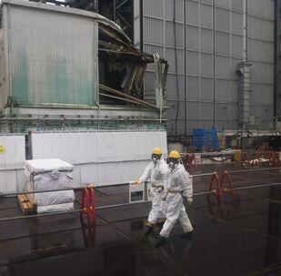 Fukuşima Nükleer Santrali