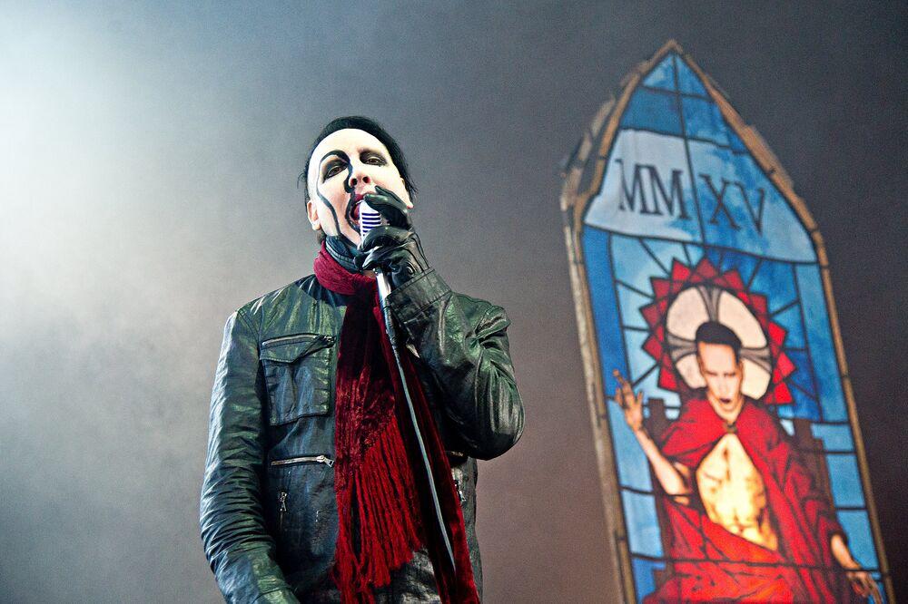 Bieber'la Manson arasında cinsiyet krizi: İlk başta kız sandım