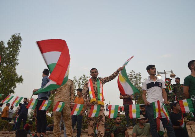 Erbil-Referandum-Kutlama