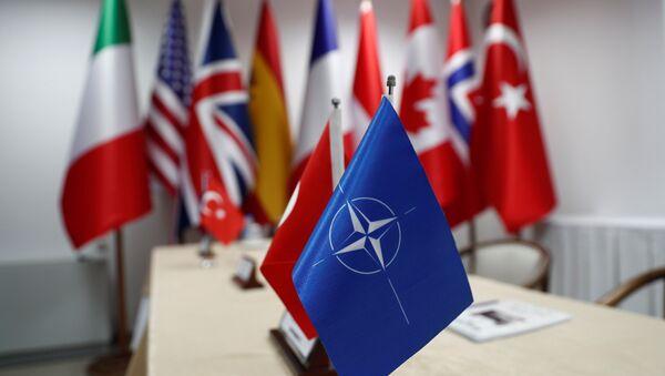 Türkiye- NATO- Bayrak - Sputnik Türkiye