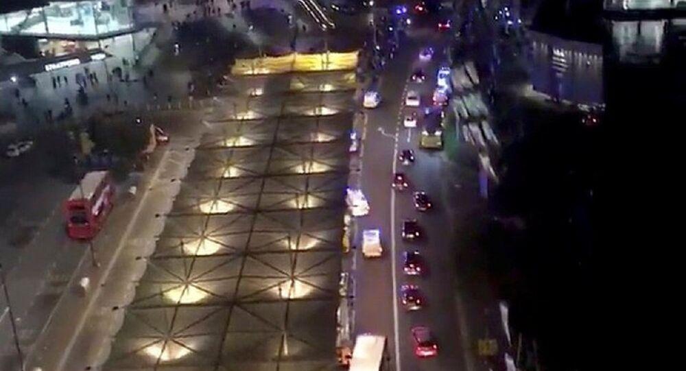 Londra - Asitli saldırı