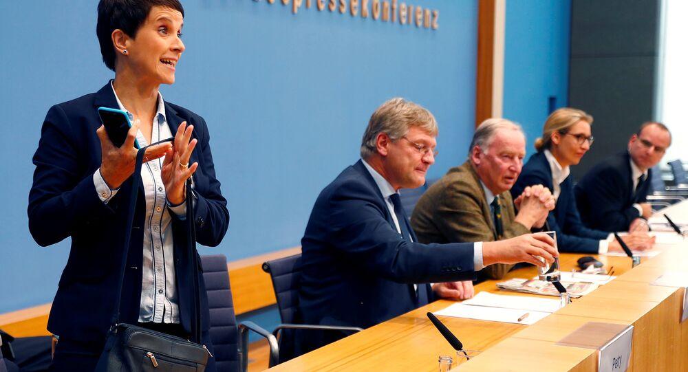 Frauke Petry- AfD
