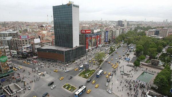 Ankara - Kızılay meydanı - Sputnik Türkiye