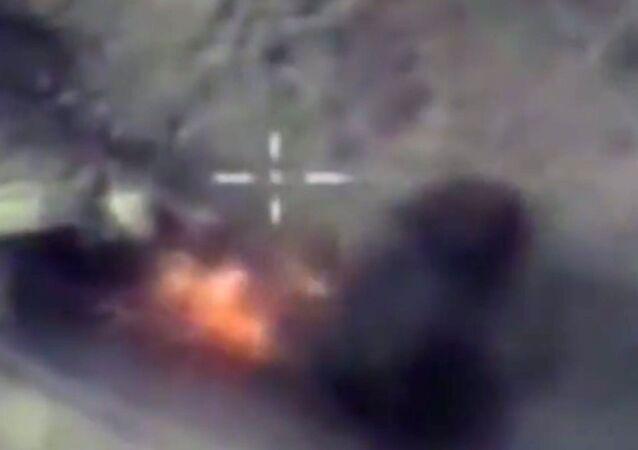 Rusya Savunma Bakanlığı- İdlib