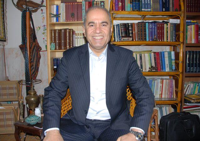 Kürdistan Demokrat Partisi (KDP) politbüro üyesi Ali Avni