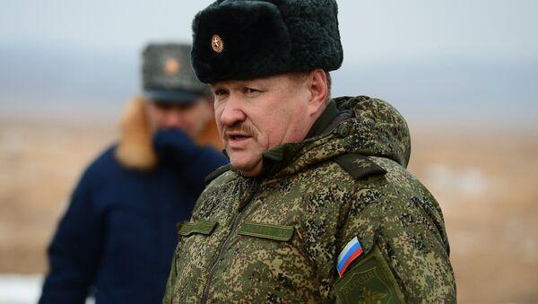 Korgeneral Valeriy Asapov - Sputnik Türkiye