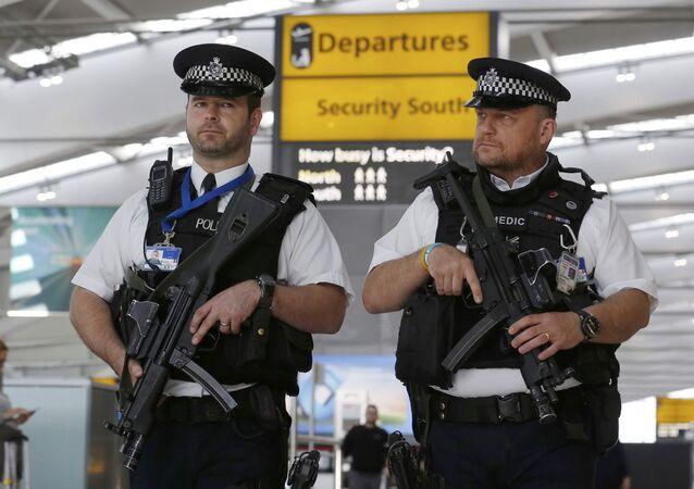 Heathrow Havalimanı - Londra
