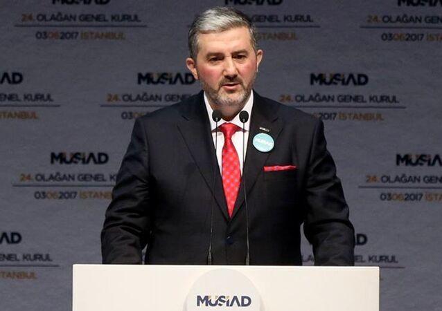 MÜSİAD başkanı Abdurrahman Kaan