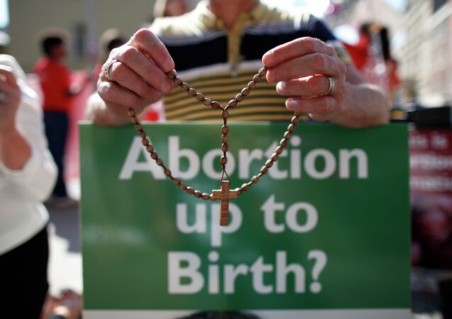 İrlanda - Kürtaj