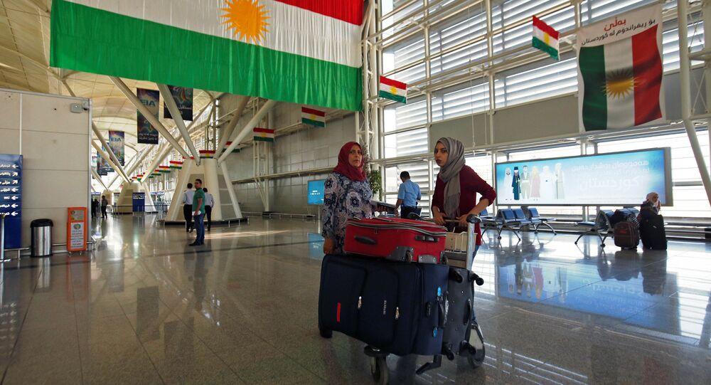 Erbil Uluslararası Havalimanı