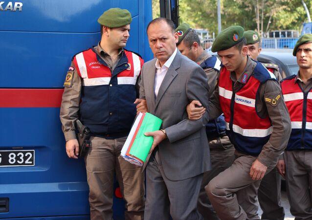 Abdullah Gül'ün eski yaveri İsmail Güneşer