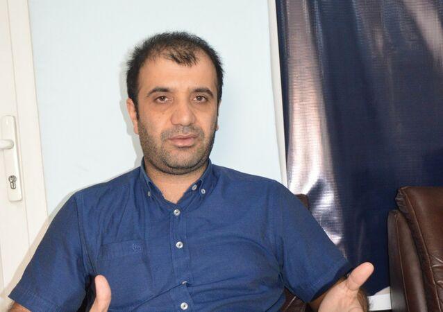 Goran (Değişim) Hareketi Polit Büro Üyesi Karvan Haşim