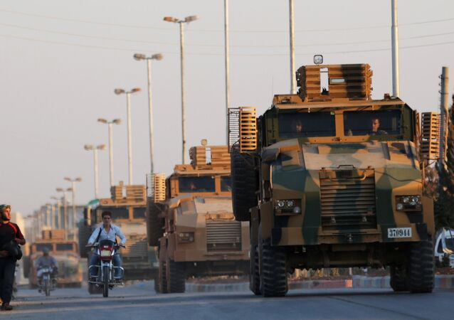 El Bab'daki Türk ordusunun kareleri yayınlandı