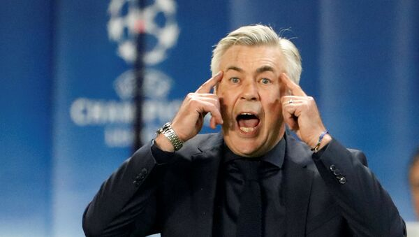 Carlo Ancelotti - Sputnik Türkiye