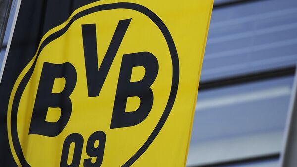 Borussia Dortmund logosu - Sputnik Türkiye