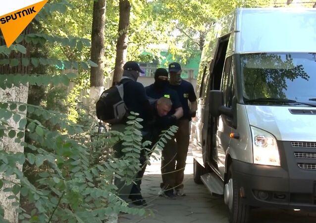 FSB: Kırım'da iki Ukrayna ajanı gözaltına alındı