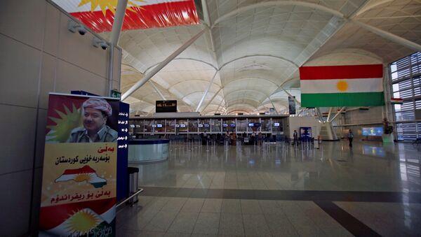 Erbil Uluslararası Havalimanı - Sputnik Türkiye