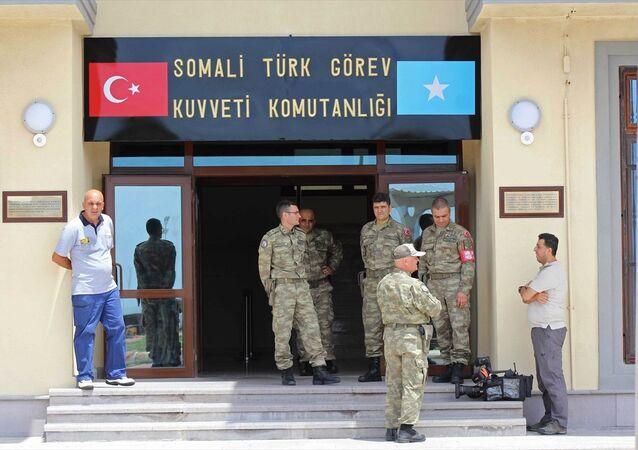 Türkiye- Somali