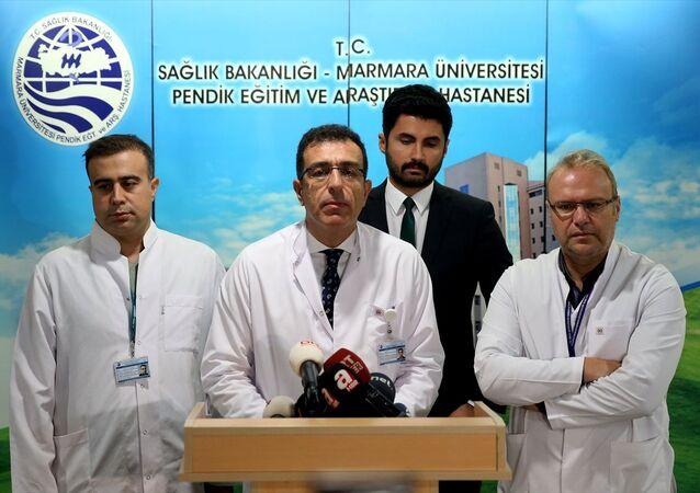 Doktorları milli motorsikletçi Kenan Sofuoğlu'nun dururumuyla ilgili açıklama yaptı
