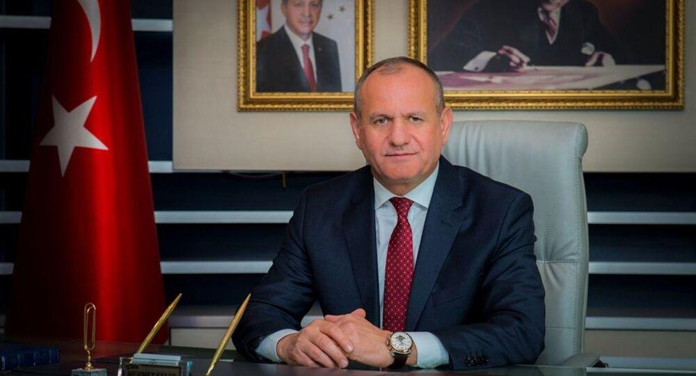 Düzce Belediye Başkanı Mehmet Keleş