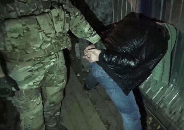 FSB'den Moskova bölgesinde saldırı hazırlığı yapan IŞİD hücresine baskın
