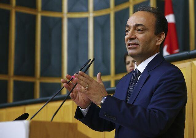 HDP Sözcüsü ve Şanlıurfa Milletvekili Osman Baydemir
