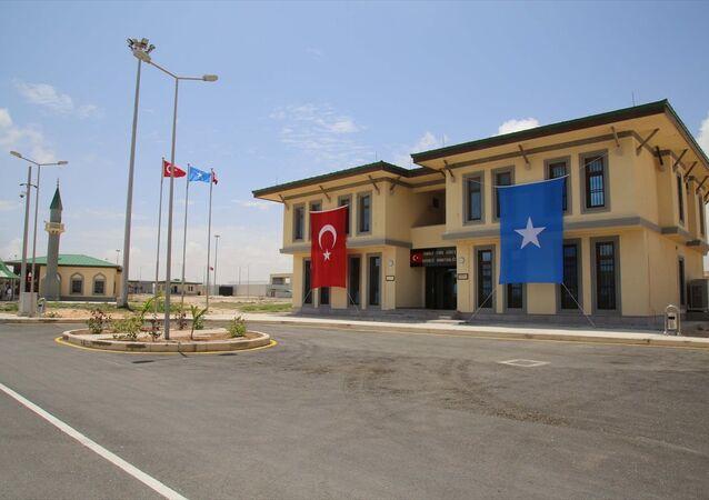 Somali'de Türk askeri eğitim merkezi açıldı