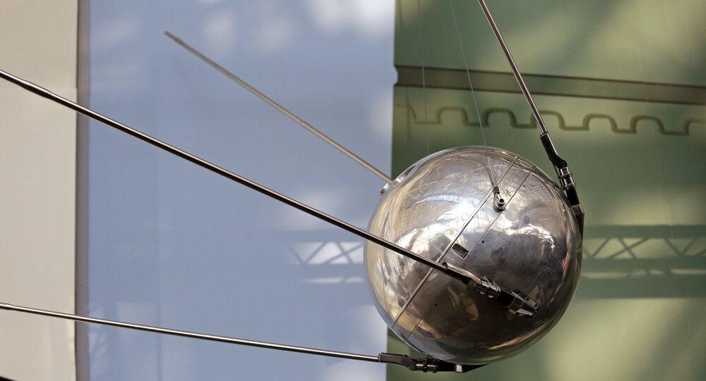Sputnik 1 uydusu