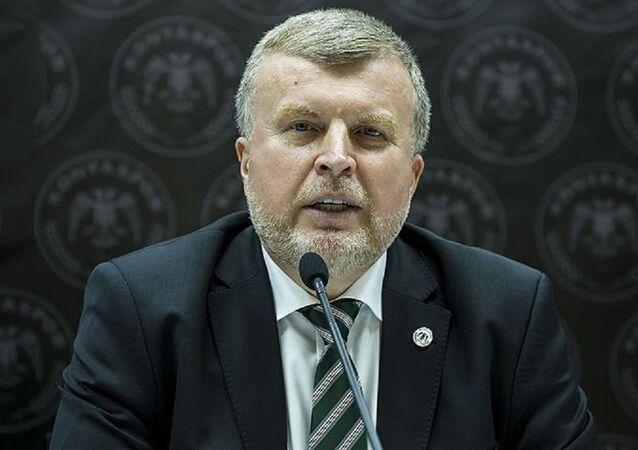 Eski Atiker Konyaspor Başkanı Ahmet Şan