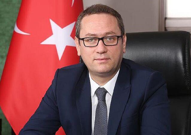 Başakşehir Belediye Başkanı Yasin Kartoğlu
