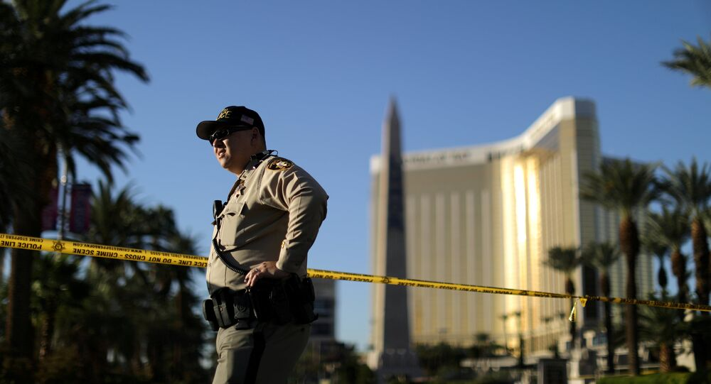 Las Vegas saldırısı, ABD polisi