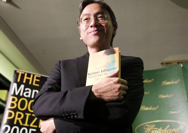 Japon yazar Kazuo İshiguro