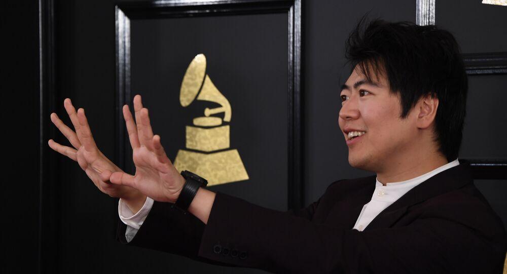 Çinli piyanist Lang Lang