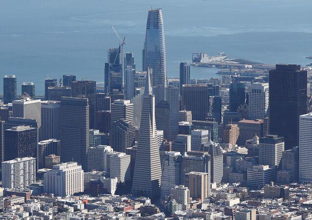 Kaliforniya- San Francisco