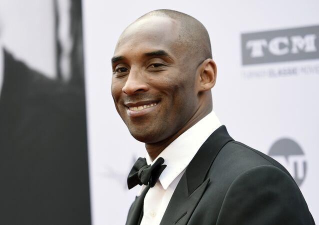 Eski NBA oyuncusu Kobe Bryant