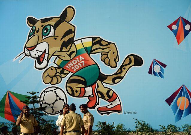 Hindistan-FIFA U-17 Dünya Kupası