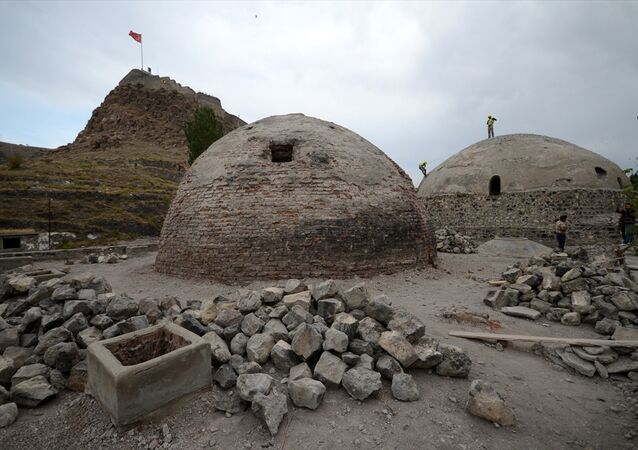 Namık Kemal ile Puşkin'in yıkandığı hamam turizme kazandırılacak