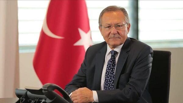 Balıkesir Büyükşehir Belediye Başkanı Ahmet Edip Uğur - Sputnik Türkiye
