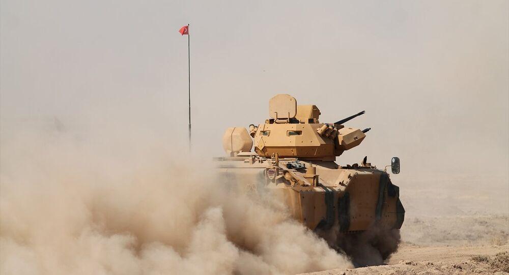 Türk Silahlı Kuvvetleri tatbikatı
