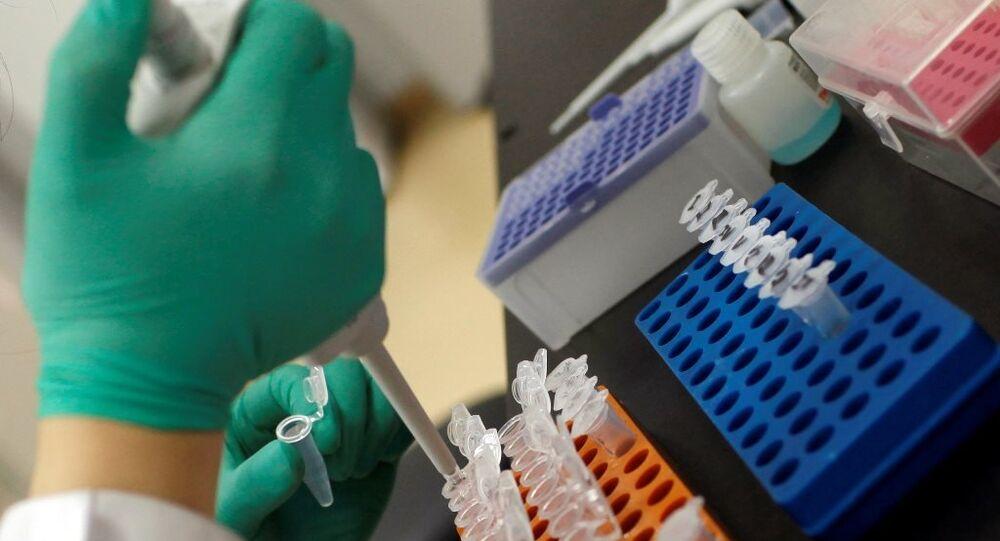 Laboratuvar - deney - bilim - sağlık
